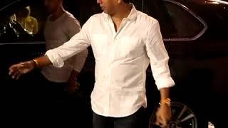 Shah Rukh Khan and other bollywood celebs attend Kundan Shah's prayer meet