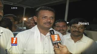 Jalagam Venkat Rao Pragati Yatra On Eve Of Kothagudem As New District | iNews