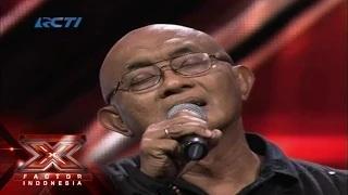 X Factor Indonesia 2015 - Episode 04 - AUDITION 4 - NANO SOEKIRNO - WALK AWAY (Matt Monro)