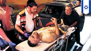 Israel-Palestine conflict: 3 Israelis stabbed in the latest string of violence in Israel
