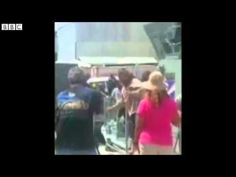 Castaway returns home to El Salvador after 13 months adrift News Video