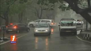Vardah Cyclone Effect | Heavy Rains In Tirumala | Public Suffering Due to Sudden Storms  | iNews
