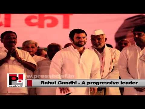 Rahul Gandhi- The brighter, the experienced leader of India
