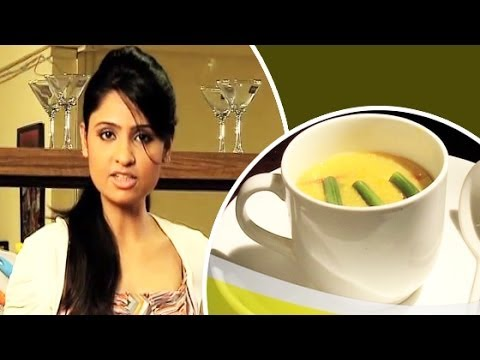 Sweet Corn Vegetable Soup Recipe Video