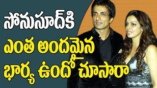 Sonu Sood Wife Sonali Sood Rare Unseen Photos | Sonu Sood Family Pics | Celebrities Family Photos