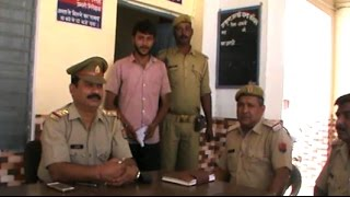 पुलिस मुठभेड़ में एक बदमाश गिरफ्तार