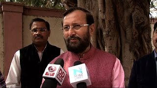 White category is for non-polluting industries, no environmental clearance required:Javadekar
