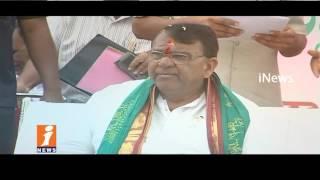 Pocharam Srinivas Reddy Eye on Parliament Seat | Nizamabad | Loguttu | iNews