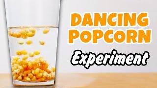 Science Experiment Dancing Popcorn