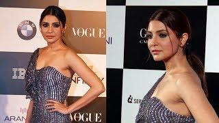 Gorgeous Anushka Sharma At Vogue Women Of The Year Awards 2017