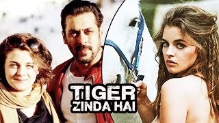 Salman's Tiger Zinda Hai Co-Star Ronja Forcher Is A Playboy Model