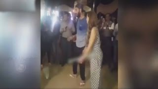 Yuvraj singh and hazel keech Goa's party Dance with virat kohli and Anushka Sharma