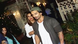 Karan Singh Grover & Bipasha Basu On LATE NIGHT Dinner Date