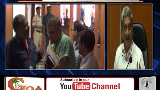 Taxi Strike - Will Cancel License of Those Who Will Create Law And Order Situation Says Parrikar