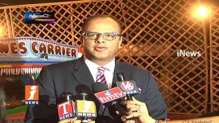 Punjabi Dhaba Model Hotel In Hyderabad | Metro Colours | iNews