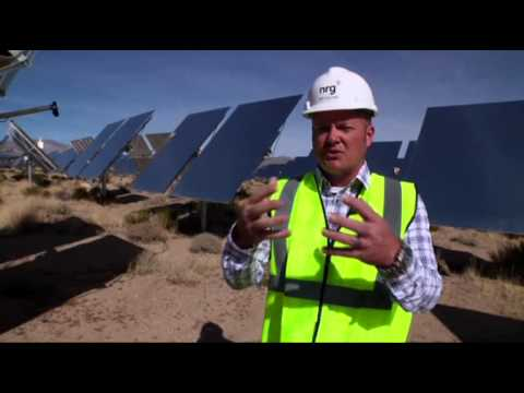 Huge Solar Plant Opens in Calif News Video