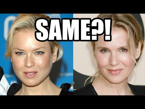 Renee Zellweger Debuts New Face...At Least We Think It's Renee Zellweger | HollyscoopNews
