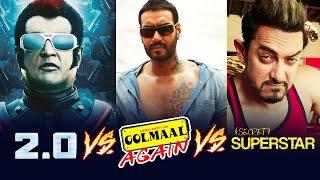 Ajay Devgn's Golmaal 4 To CLASH With Robot 2.0 & Secret Superstar