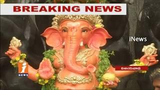 Ganesh Chaturthi Festival Celebration Live Updates From Dundee Vinayaka In Vijayawada | iNews