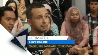 Ultimate U - Love Online (Sabtu 9 januari 2016)