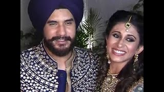 Exclusive! Suyash-Kishwer sangeet ceremony video