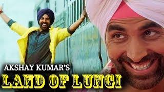 Akshay Kumar's NEXT Film Land Of Lungi (LOL) Announcement Soon