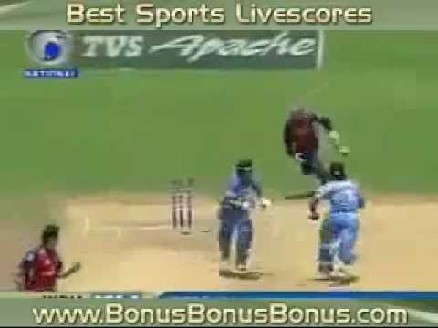 Dhoni makes England look fool, funny cricket - Cricket Classic Video