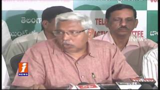 Kodandaram Demands White Paper On Telangana Financial Status | iNews
