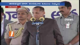 N Amarnath Reddy Takes oath as Minister In Velagapudi   AP Cabinet   Amravati   i News