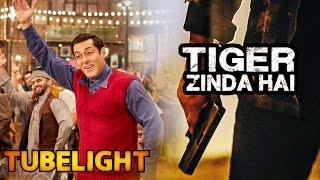 Salman Khan Radio Song Creates Excitement, Salman Khan SHOOTS Action Scene For Tiger Zinda Hai
