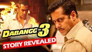 Salman Khan REVEALS The Story Of Dabangg 3 - Chulbul Pandey's Life