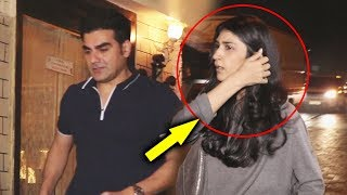 Arbaaz Khan SPOTTED With His NEW Girlfriend On Dinner Date