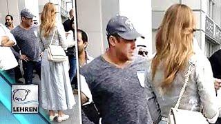 Salman Khan, Iulia Vantur ROMANCING In Dubai!!