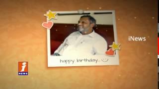 Birthday Greetings to Santosh Reddy Garu From iNews Team