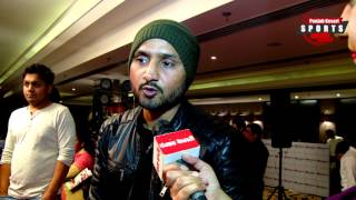 Harbhajan Singh bashed back strongly on the negative comments of Australian media