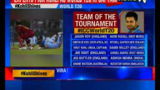 World T20: Virat Kohli named captain of ICC's Team