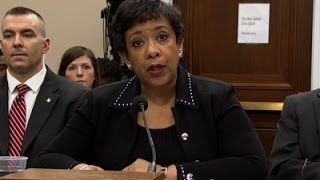 Lynch Defends FBI Fight with Apple over iPhone News Video