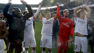 PSG demolish Troyes 9-0 to clinch French Ligue 1 title