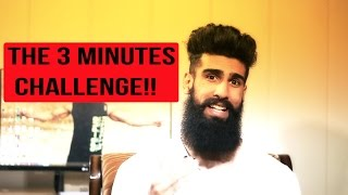 3 MINUTES Fitness Series- Get All Your Answers In 3 MINUTES