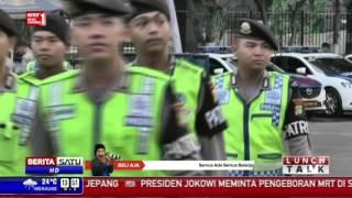8.500 Personil Polda Metro Jaya Siap Amankan Natal