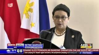 Empat Poin Kesepakatan RI-Malaysia-Filipina Soal Pengamanan Perairan