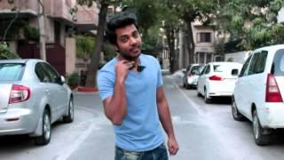 Boys Trying Bollywood Style