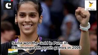 Saina Nehwal- The Badminton Superstar of India