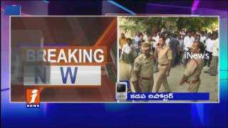 Clashes Between YSRCP And TDP Leaders Over MLC Polls   Kadapa District   iNews