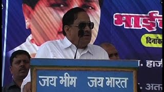 चुनाव से पहले सपा-भाजपा कराएगी प्रदेश में बड़ा दंगा- नसीमुद्दीन सिद्दिकी
