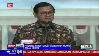 Paket Ekonomi Jokowi Jilid VIII Berisi 3 Poin Utama