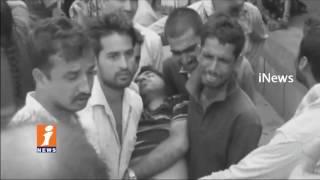 One Demise And One Injured Due To Electric Shock In Mambooji Thanda | Kamareddy | iNews