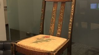 Harry Potter Chair Up For Auction