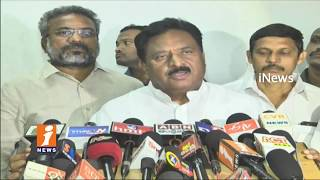 Dy CM Nimmakayala Chinna Rajappa Serious Comments On YS jagan | iNews
