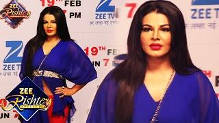 Rakhi Sawant At ZEE Rishtey Awards 2017